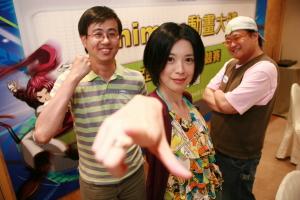 070517 – 『2007年ANIMAX動畫大獎』台灣區評審陣容正式公開