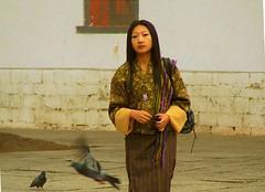 9 to 5 in Bhutan