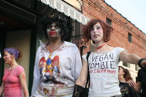 Веганы и Хэллоуин
