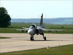 JAS-39C Gripen (Hansmannn) Tags: aircraft supersonic gripen jas39c