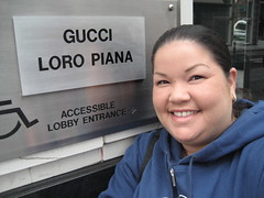 i love me some gucci (_melika_) Tags: sanfrancisco california vacation self shopping gucci powell unionsquare memorialday selfpic weekendgetaway yayarea