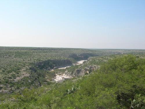 Seminole Canyon (off US 90)
