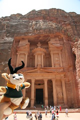2007 May 21 israel trip IMG_2459 (Dave Reinhardt) Tags: flickr petra jordan thetreasury teddybok