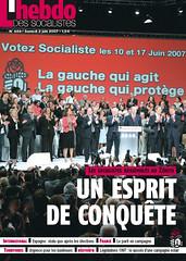 L'hebdo des socialistes 449