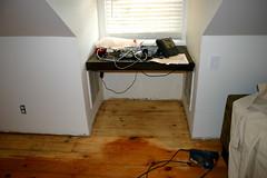 desk floor