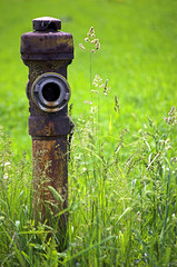 Rusted Water Pump - by soylentgreen23