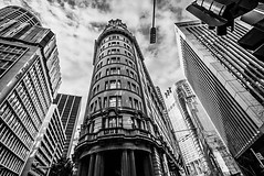 DSC01261 (Damir Govorcin Photography) Tags: sydney cbd zeiss 1635mm sony a7ii perspective creative clouds natural light