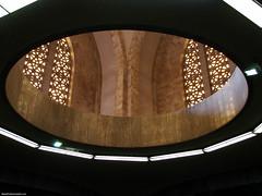 Inside the Voortrekker monument