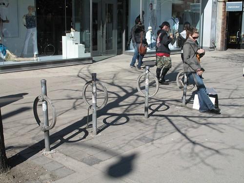 bike rack seat