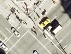 Google Earth Hi-Res - Burrard and Georgia at Flickr.com