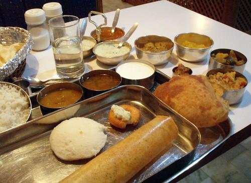 Advanced thali