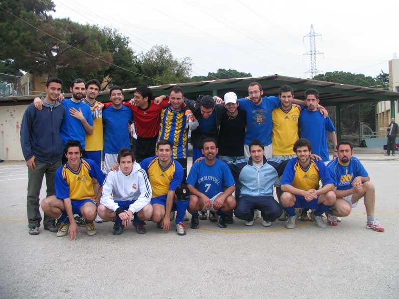 Emmanuel and Ashrafieh teams