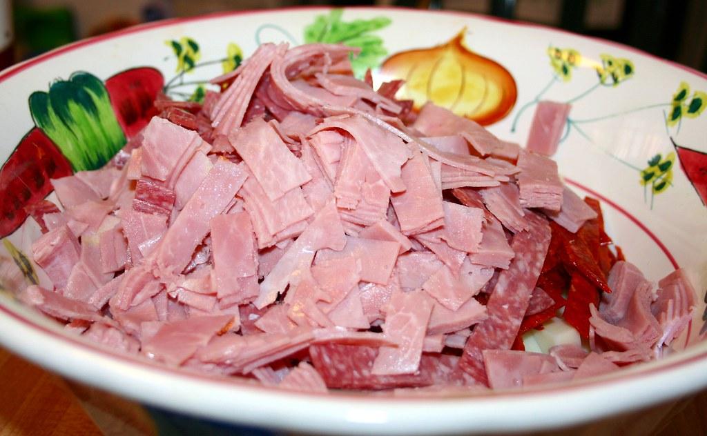 Sliced Boiled Ham