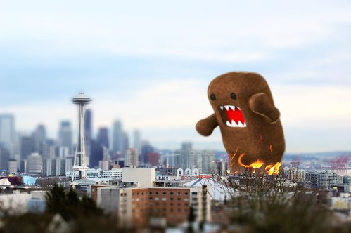 Domokun Attacks!!! | Flickr - Photo Sharing!