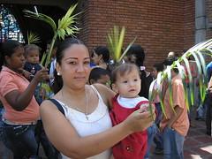 DOMINGO DE RAMOS (rosero_51) Tags: iglesia elcerrito semanasanta feligreses