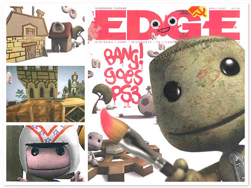 Little Big Planet, Edge magazine
