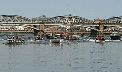 Boat Race (Barnes, United Kingdom) Photo