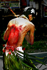 penitensiya3 (Edwin_Martinez) Tags: pain blood philippines religion whip filipino suffering pinoy customs forgiveness holyweek tamron2875mm flagellation lentenseason senakulo penitance edwinmartinezcanon30d