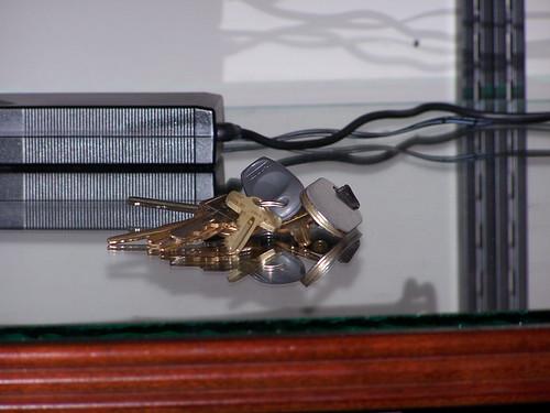Cool keys
