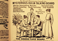 Ouija Board (King Power Cinema) Tags: toys catalogue witchcraft 1929 mailorder scientific novelties ouija spiritualism sceance flimflam johnsonsmith johnsonssmith