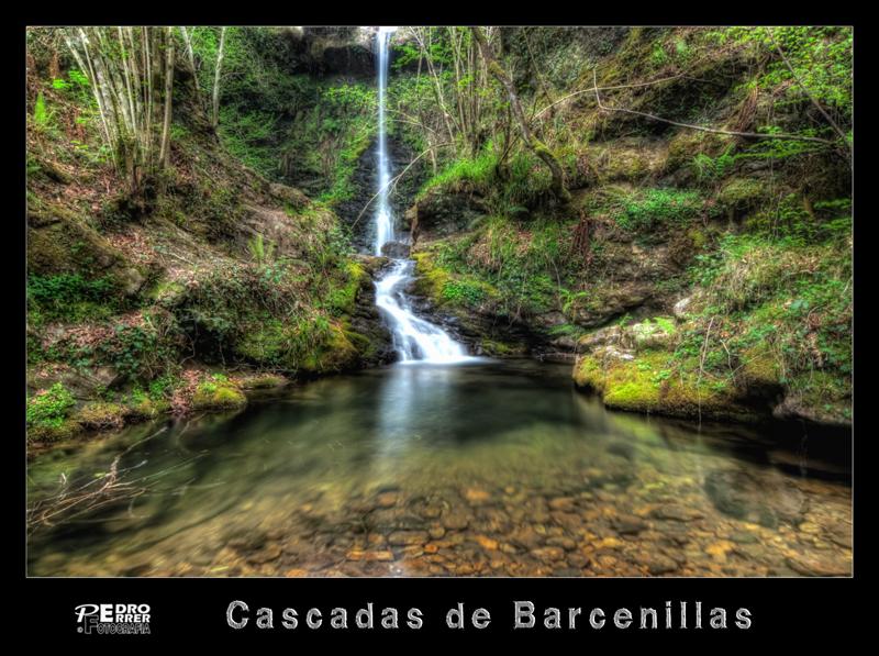 Cascadas de Barcenillas - Cabuérniga - Cantabria