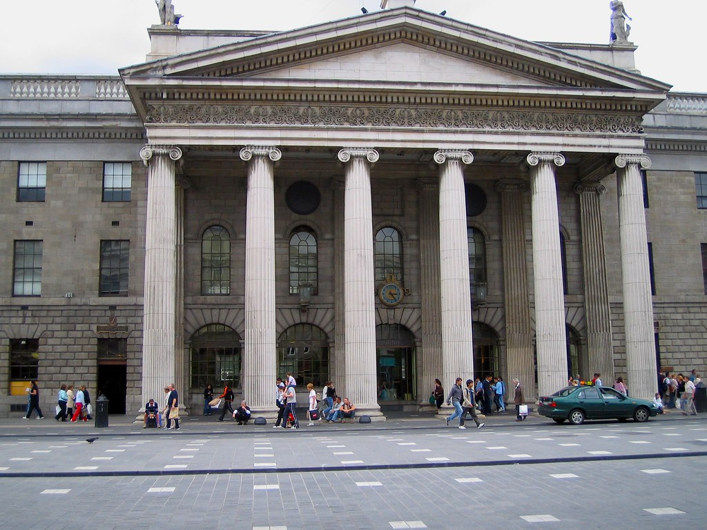The GPO (General Post Office) Dublin