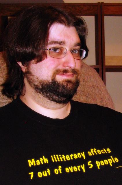 Self portrait - April 11, 2007