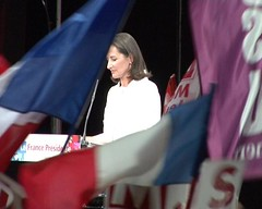 ségolène royal en meeting à nantes