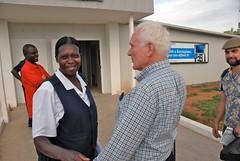 Entebbe airport