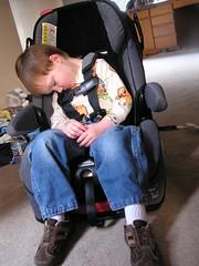 P1010009 (whitingjon) Tags: car seat torrey