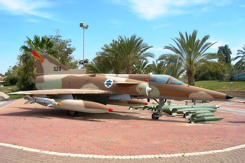 IAI Kfir C-7  כפיר par brewbooks