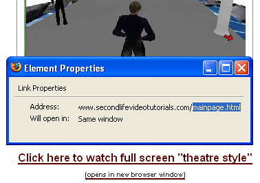 secondlifevideotutorials.com - vidtut