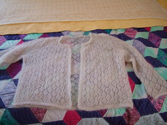 Granny Smith sweater