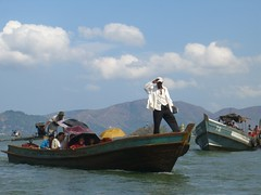 Boating to Myanmar