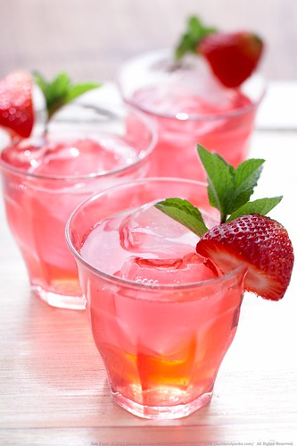 Nonalcoholic margarita recipes