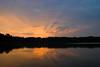 Summer Sunrise (olvwu | 莫方) Tags: morning usa sunrise ga georgia dawn savannah jungpangwu oliverwu oliverjpwu olvwu jungpang 莫方 吳榮邦