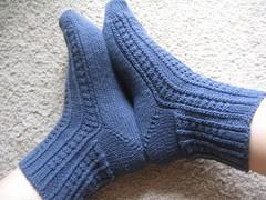 Penelope socks side