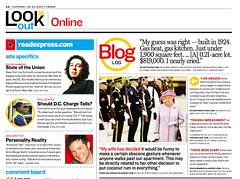 Post Express BlogLog
