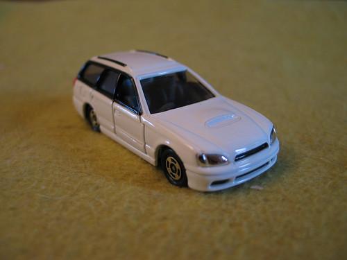 Tomy Subaru Legacy