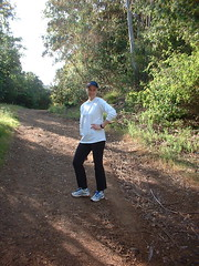 me on the Stream Trail