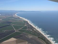 Monterey Coast Seen From Citabria N5156X