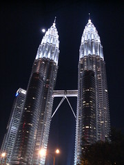 KLCC in the Night...