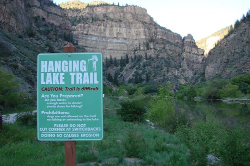 Hanging Lake Trail 179