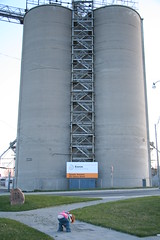 Istra bowed before silos
