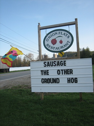 Sausage: The Other Ground Hog