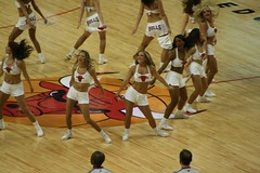 Bulls vs Pistons Game 3 (ddurbin123) Tags: chicago basketball cheerleaders detroit bulls playoffs pistons nba luvabulls thebullsarestillafewplayersaway