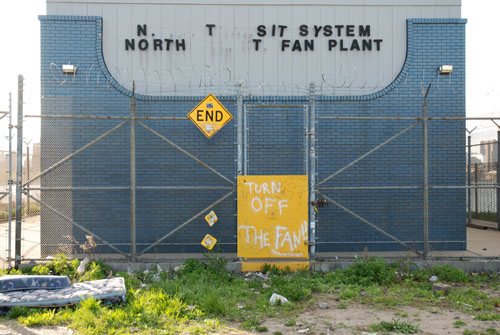 Turn Off the Fan