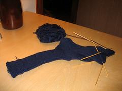 Priscilla's Dream Sock