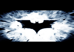 The Dark Knight (kidddrunkadelic14) Tags: city logo james symbol bat gordon batman joker alfred gotham 2008 sequel michaelcaine christianbale gothamcity morganfreeman heathledger garyoldman maggiegyllenhaal aaroneckhart thedarkknight christophernolan harveydent whysoserious