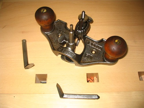 Stanley Router Plane